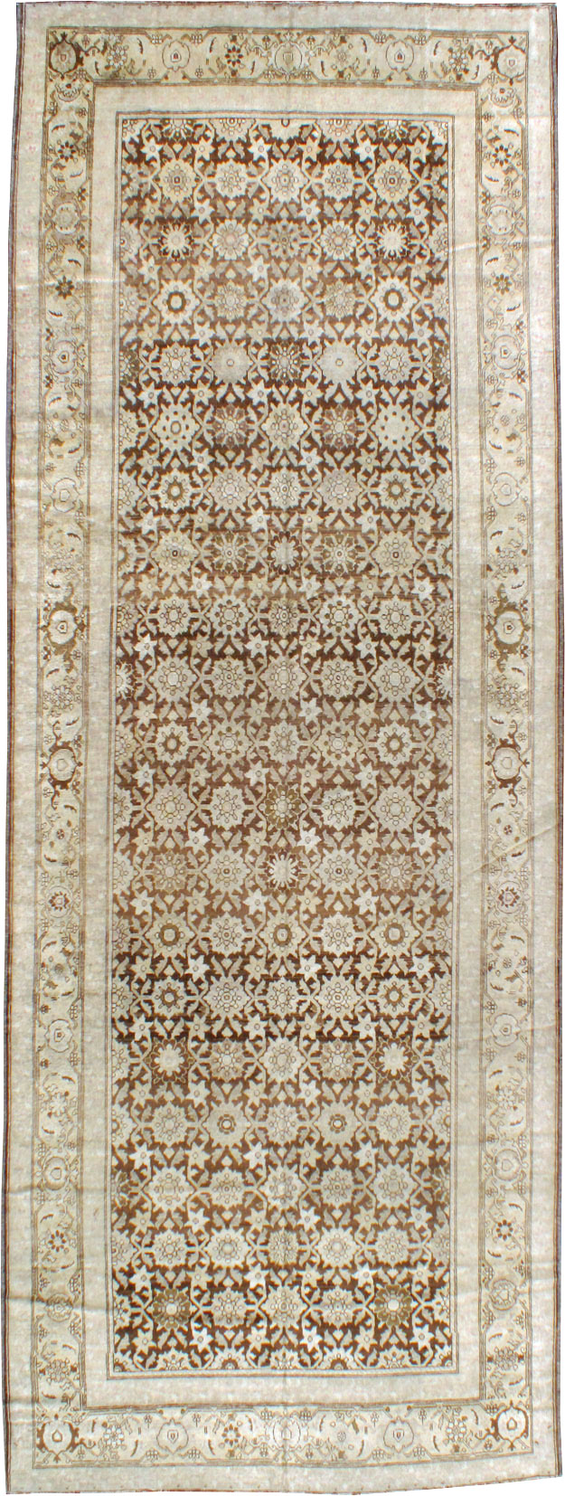 Antique Caucasian Karabagh Gallery Carpet, No.11751 - Galerie Shabab
