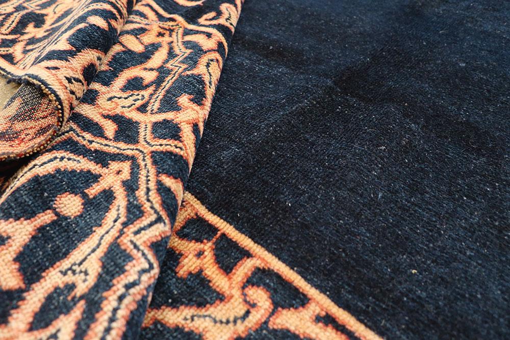 Vintage Persian Modernist Malayer Carpet, No.16081 - Galerie Shabab