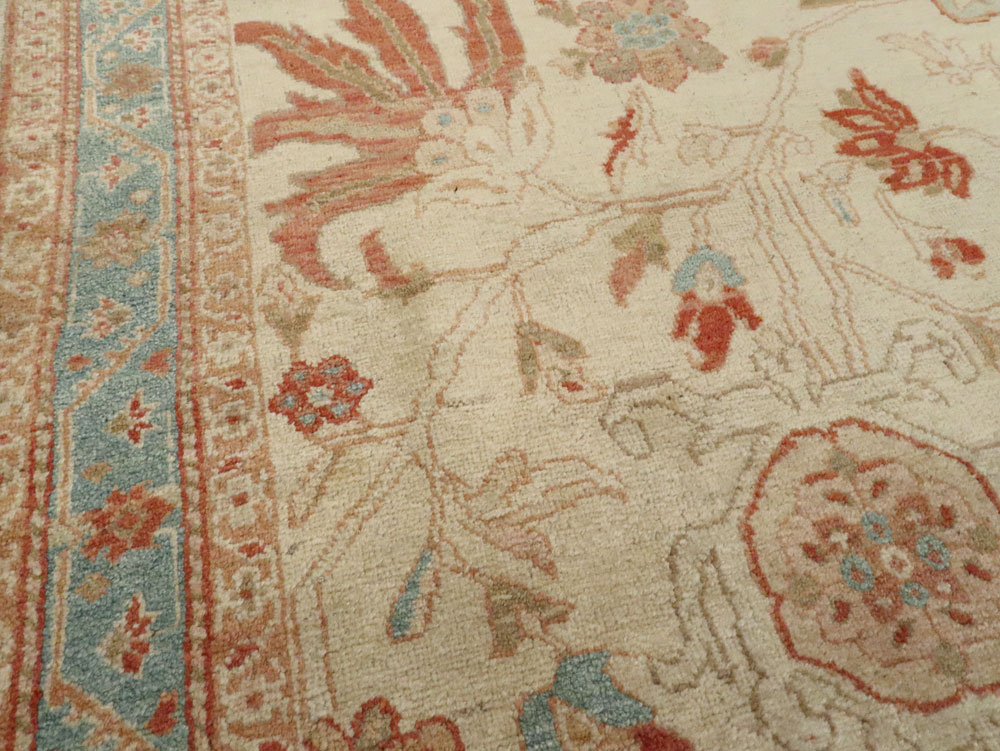 Antique Persian Sultanabad Rug, No.17055 - Galerie Shabab