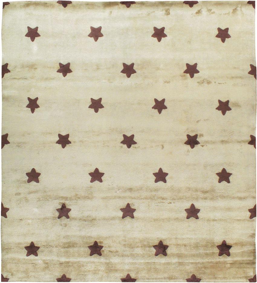 Vintage Jensen Carpet No 17350