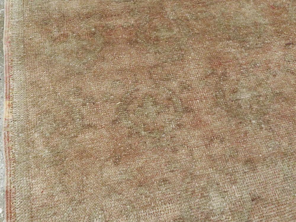 Vintage Turkish Anatolian Carpet, No.17429 - Galerie Shabab