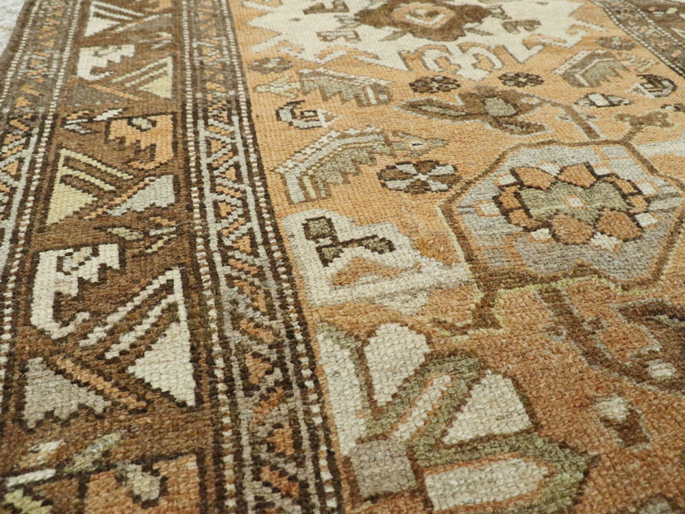 Vintage Persian Malayer Rug, No.20658 - Galerie Shabab