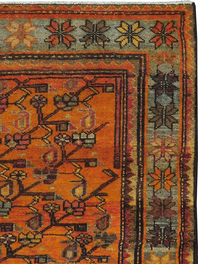 Vintage Persian Malayer Rug, No.24598 - Galerie Shabab