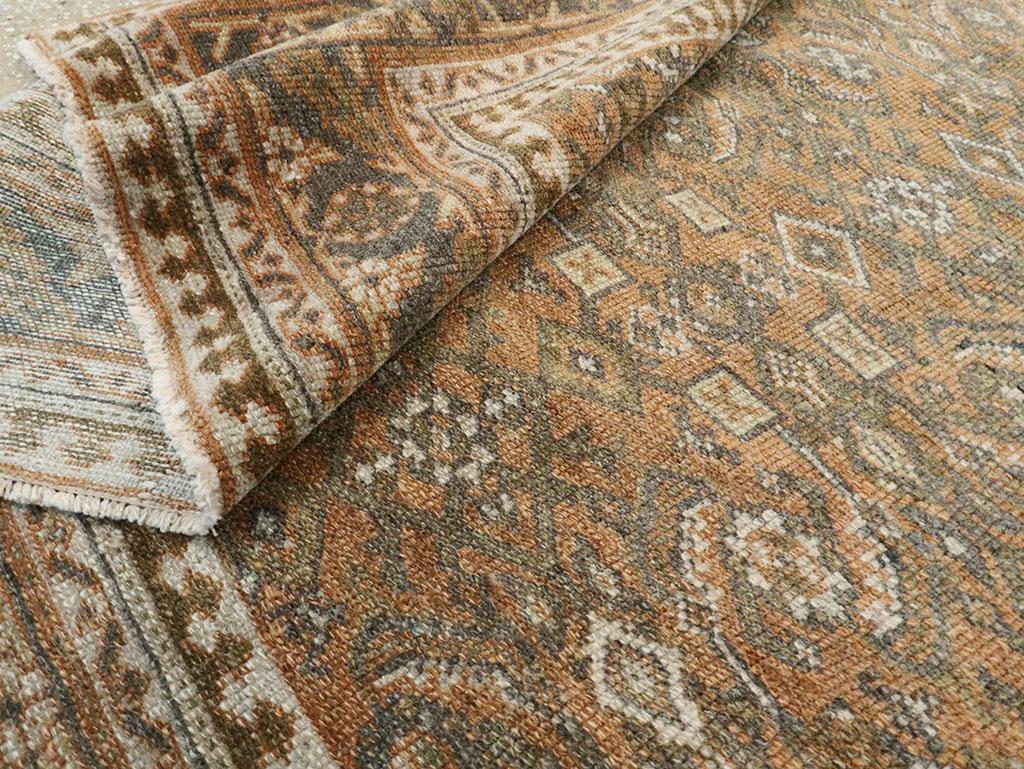 Antique Persian Mahal Carpet, No.26696 - Galerie Shabab
