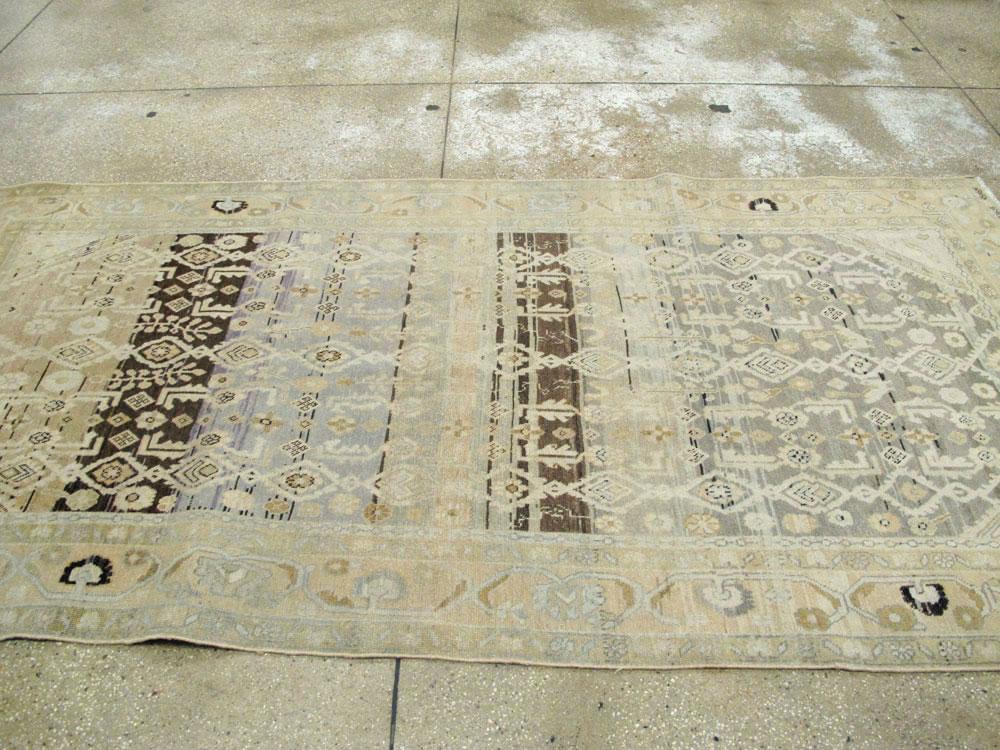 Vintage Persian Malayer Rug, No.26861 - Galerie Shabab