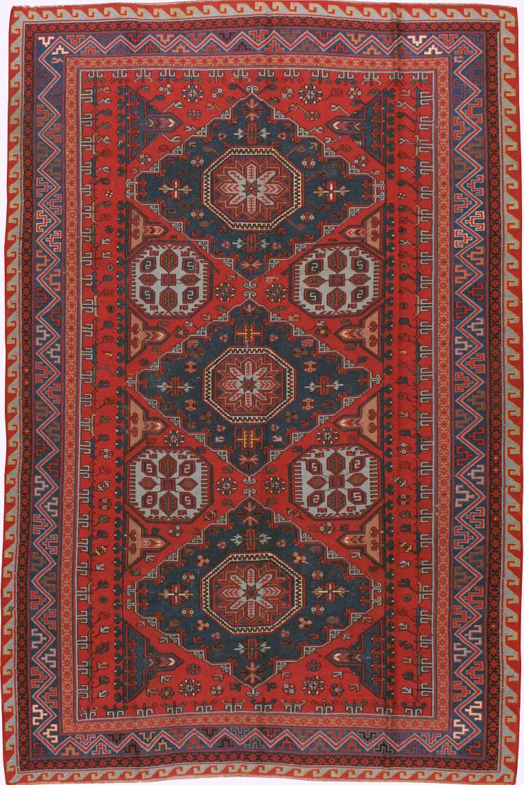 A Soumak Rug No 9738