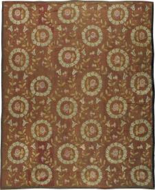 An Aubusson Carpet, No. 10022 - Galerie Shabab