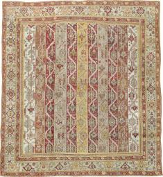 An Oushak Carpet, No. 10142 - Galerie Shabab