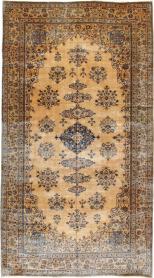 A Kashan Carpet, No. 10259 - Galerie Shabab