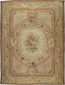 An Aubusson Carpet, No. 10325 - Galerie Shabab