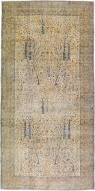 Antique Lavar Kerman Carpet, No. 10404 - Galerie Shabab
