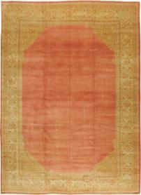An Agra Carpet, No. 10540 - Galerie Shabab
