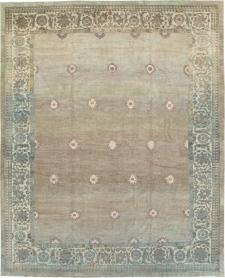 Antique Amritsar Carpet, No. 10581 - Galerie Shabab
