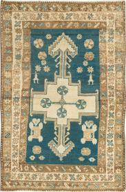 Antique Hamadan Carpet, No. 10764 - Galerie Shabab