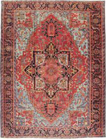 A Heriz Carpet, No. 10926 - Galerie Shabab