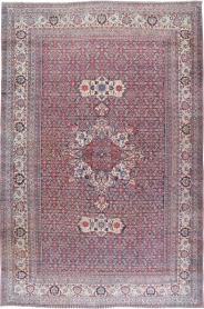A Khorossan Carpet, No. 11058 - Galerie Shabab