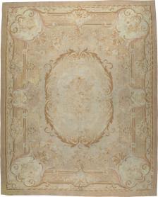 An Aubusson Carpet, No. 11290 - Galerie Shabab