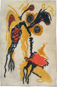 A Swedish Art Deco Carpet, No. 11454 - Galerie Shabab
