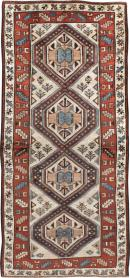Antique Serab Gallery Rug, No. 11459 - Galerie Shabab
