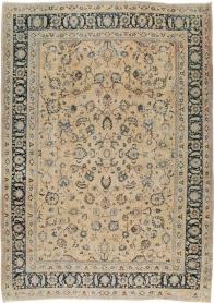 A Mashad Carpet, No. 11800 - Galerie Shabab