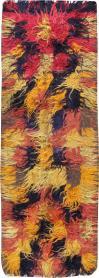 Vintage Tulu Rug, No. 11895 - Galerie Shabab