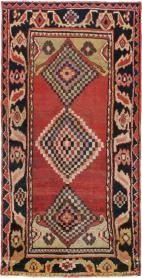 Antique Gabbeh Rug, No. 11913 - Galerie Shabab