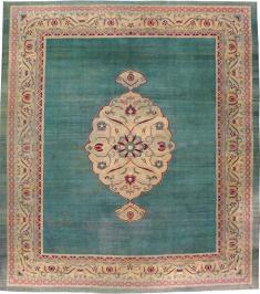 An Agra Carpet, No. 11923 - Galerie Shabab