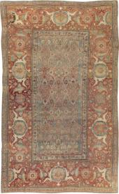 Antique Bidjar Carpet, No. 12024 - Galerie Shabab