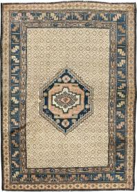 Antique Serab Rug, No. 12184 - Galerie Shabab