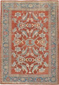 Antique Sultanabad Carpet, No. 12328 - Galerie Shabab