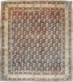 A Senneh Carpet, No. 12338 - Galerie Shabab