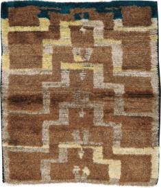 Vintage Tulu Rug, No. 12541 - Galerie Shabab