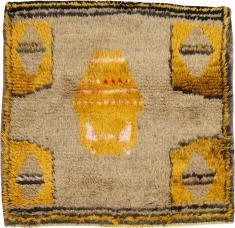Vintage Konia Rug, No. 12547 - Galerie Shabab