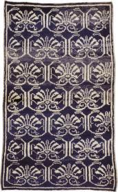Vintage  Konya Rug, No. 12554 - Galerie Shabab