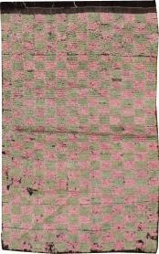 Vintage Konya Rug, No. 12558 - Galerie Shabab