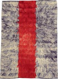 Vintage Tulu Rug, No. 12594 - Galerie Shabab