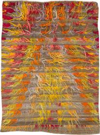 Vintage Tulu Rug, No. 12626 - Galerie Shabab