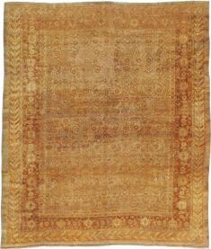 Antique Bibikabad Carpet, No. 12761 - Galerie Shabab