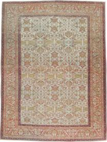 Antique Sultanabad Carpet, No. 12940 - Galerie Shabab