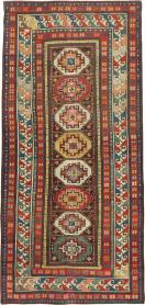 Antique Kazak Rug, No. 12955 - Galerie Shabab
