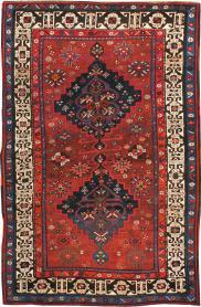 Antique Shirvan Rug, No. 12961 - Galerie Shabab