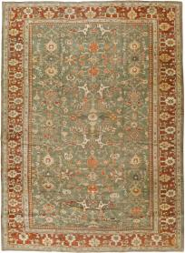 Antique Sultanabad Carpet, No. 13076 - Galerie Shabab