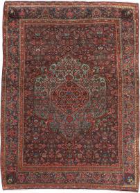 Antique Bidjar Rug, No. 13316 - Galerie Shabab