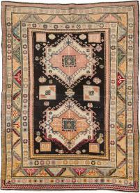 Antique Karabagh Rug, No. 13323 - Galerie Shabab