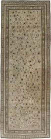 Antique Karabagh Runner, No. 13364 - Galerie Shabab