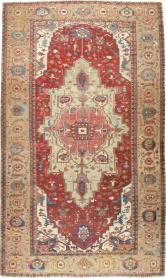 A Serapi Carpet, No. 13485 - Galerie Shabab