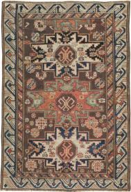 A Shirvan Rug, No. 13762 - Galerie Shabab