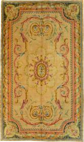 A Savonnerie Carpet, No. 13933 - Galerie Shabab
