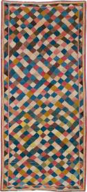 Vintage Gabbeh Rug, No. 13964 - Galerie Shabab