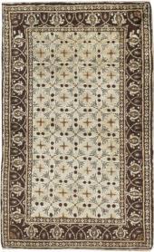 Vintage Agra Rug, No. 14086 - Galerie Shabab